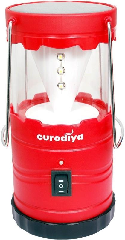 Eureka Forbes Solar E300 Emergency Lights(Red)