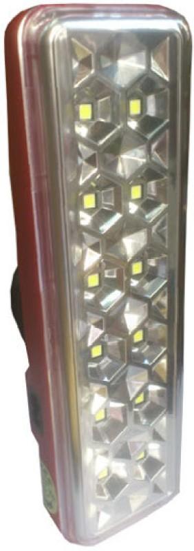 Oxygen Beauty Emergency Lights(Maroon, Red)
