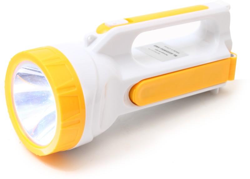 Bazaar Pirates Solar Torch Solar Lights(Yellow)