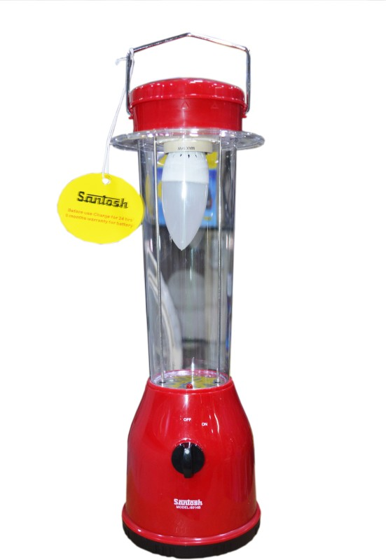 Santosh 6014B Emergency Lights(Red)