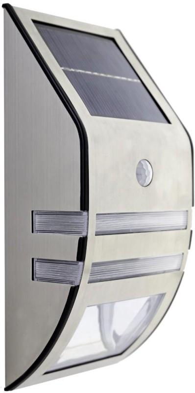 GLiT Solar Motion Sensor Light Solar Lights(Steel Gray)