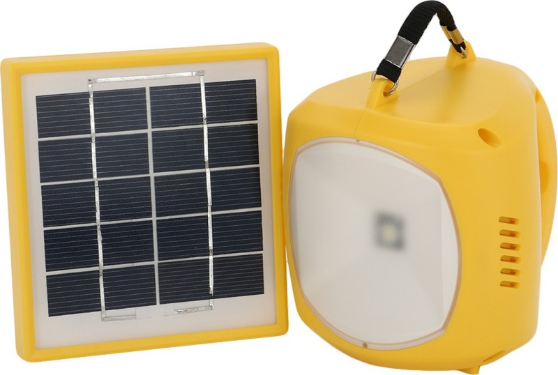 Sunflare Power Sun Solar Lights(Yellow)