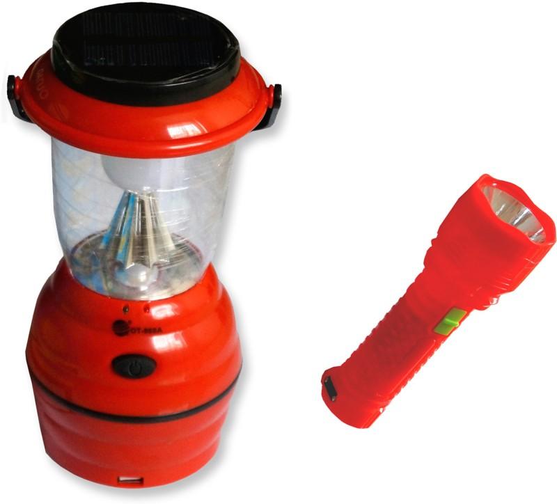 Aokeman indoor and outdoor Emergency Lights(Red)