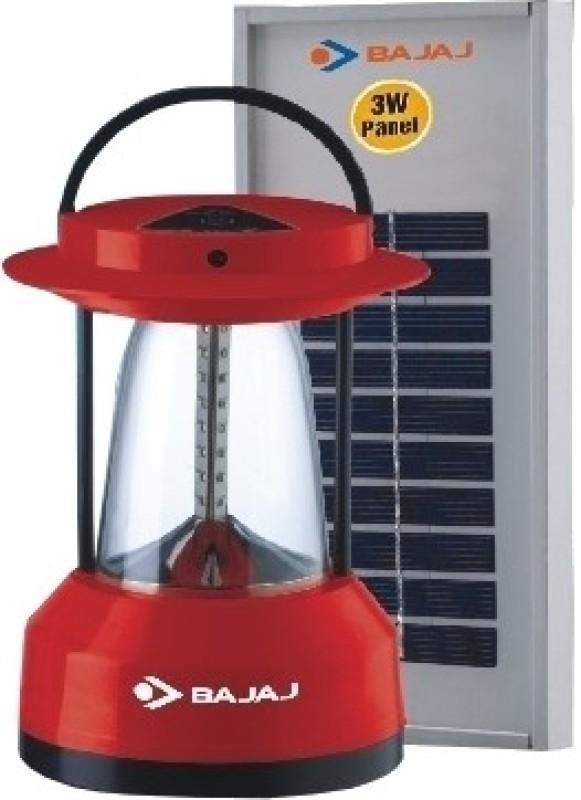 Bajaj LED GLOW ASHA Solar Lights(Red)
