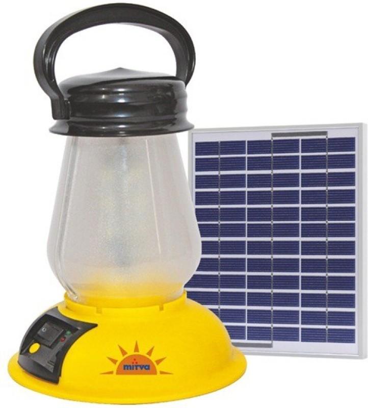 Mitva Solar Lanter - 3W Emergency Lights(Yellow)