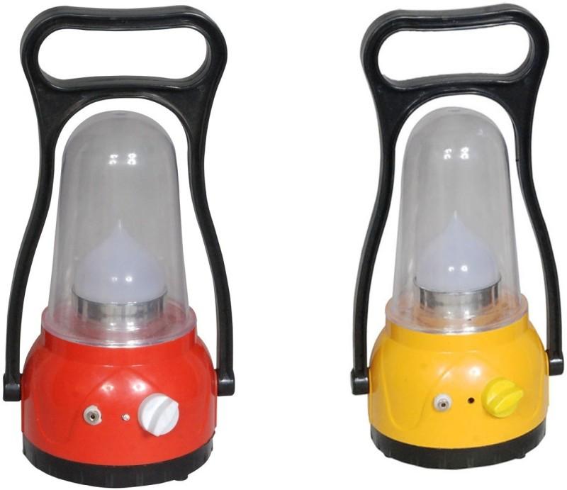 Kaka Ji Moon Emergency Lights(Red, Black, Yellow, Black)