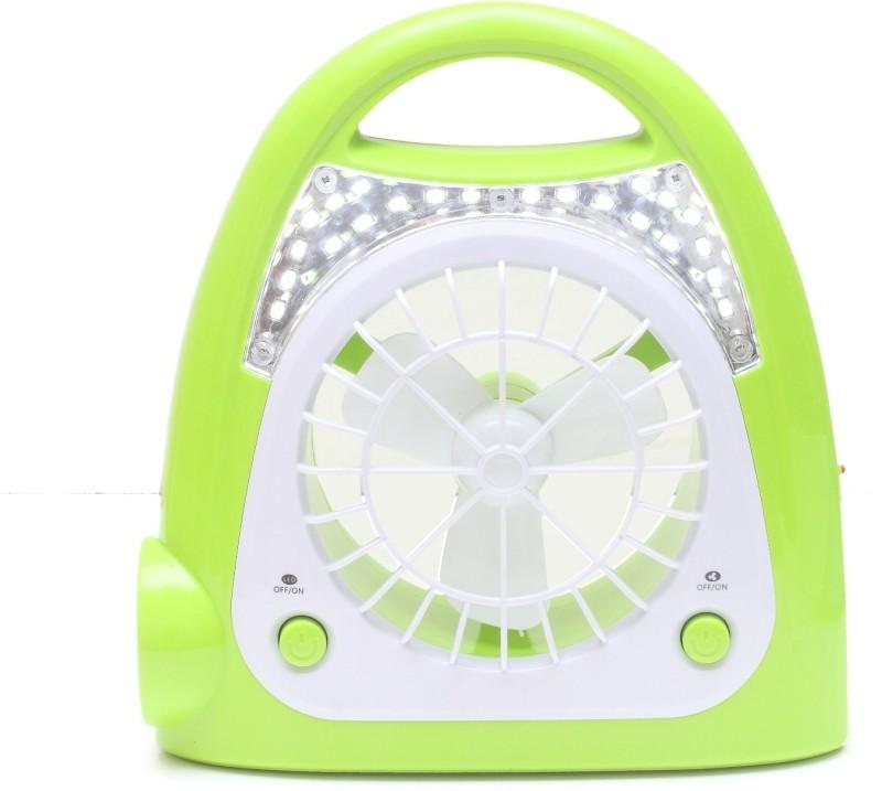 Bazaar Pirates With Fan Emergency Lights(Green)