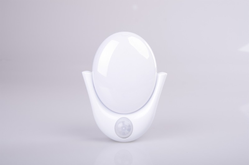 Ezyhome PIR Motion Sensor Light Wall-mounted(White)