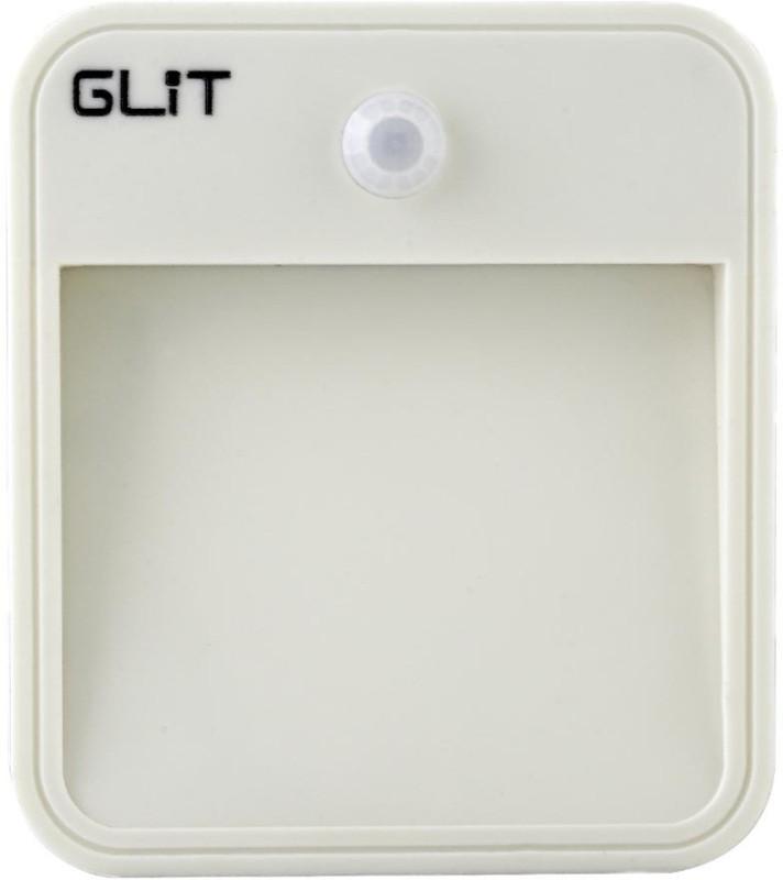 GLiT Motion Sensor Foot Lamp Wall-mounted(White)