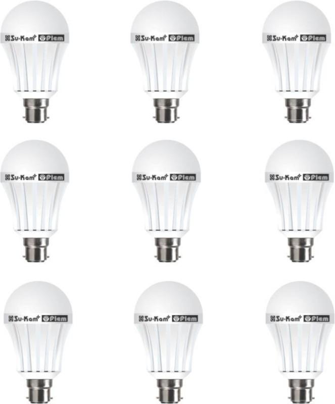 Su-Kam Fiem Inverter Bulb Emergency Lights(White)