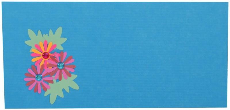 RMantra Designer Handcrafted Envelopes(Pack of 5 Multicolor)