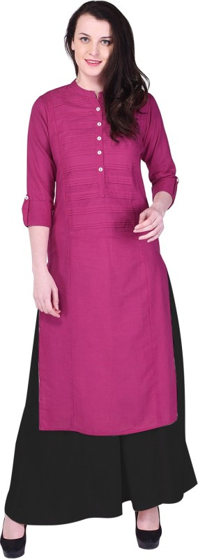 Indiwest Women Kurta and Palazzo Set