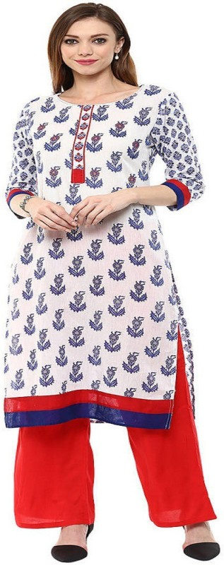 Choose N Use Women Kurta and Palazzo Set