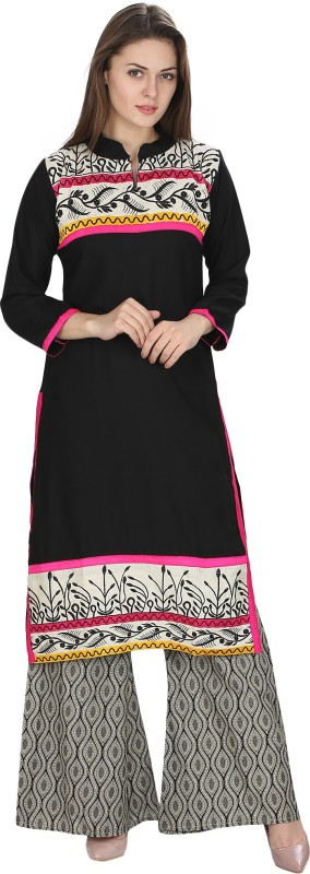 Nextar Women Kurta and Palazzo Set