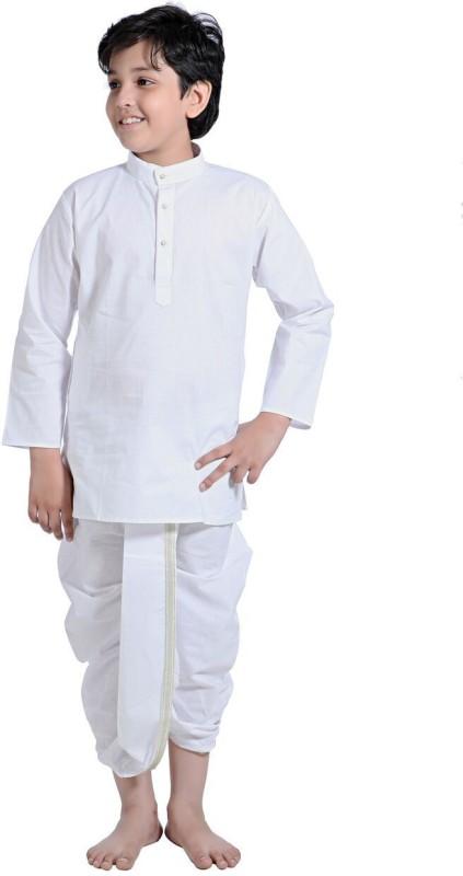 Bhartiya Paridhan Boys Kurta and Dhoti Pant Set