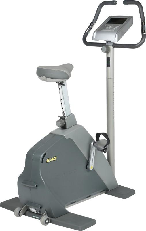TUNTURI E40 UPRIGHT Upright Stationary Exercise Bike(Grey)