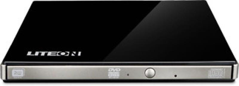 Liteon EUAU108 External DVD Writer(Black)