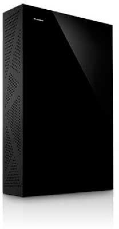 Seagate 5 TB Wired External Hard Disk Drive(Black, External Power Required)
