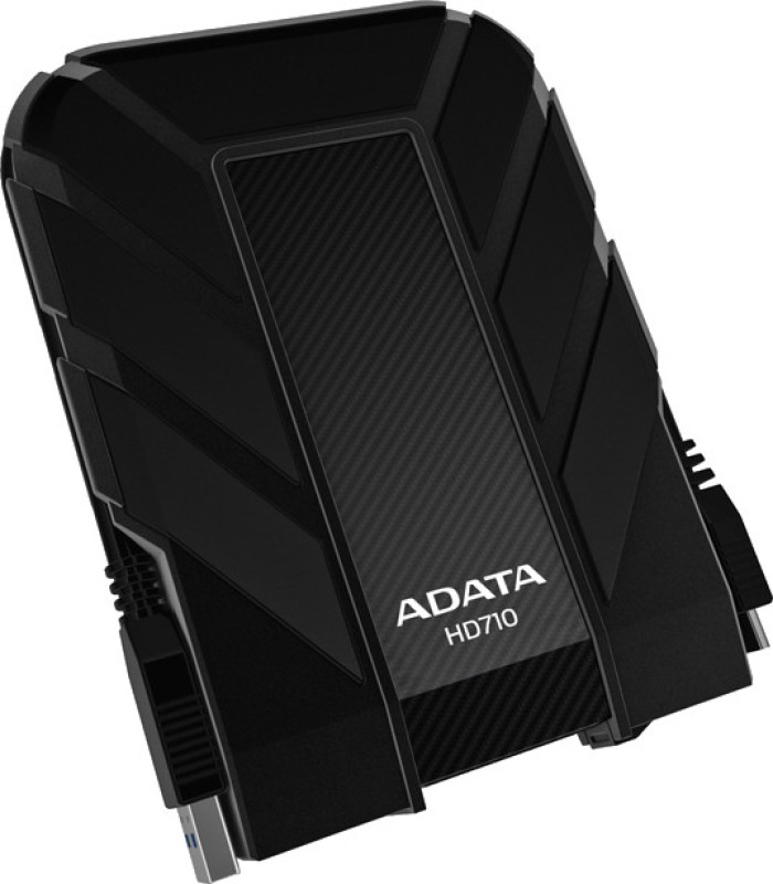 Adata DashDrive HD710 2.5 inch 1 TB External Hard Disk(Black)