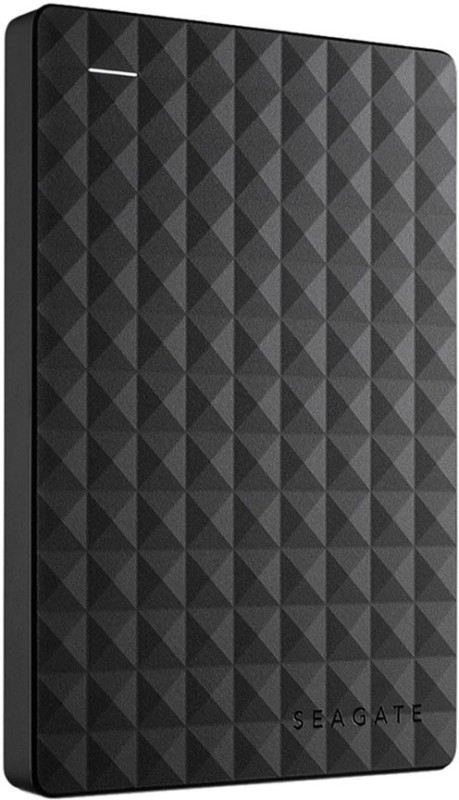 Seagate 1.5 TB Wired External Hard Disk Drive(Black)