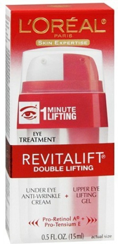 L'Oreal Paris Paris Revitalift Double Eye Lift(15 ml)