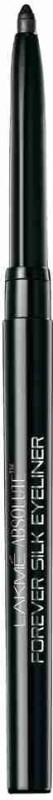 Lakme Absolute Forever Silk Eyeliner 0.28 g(Black Last)
