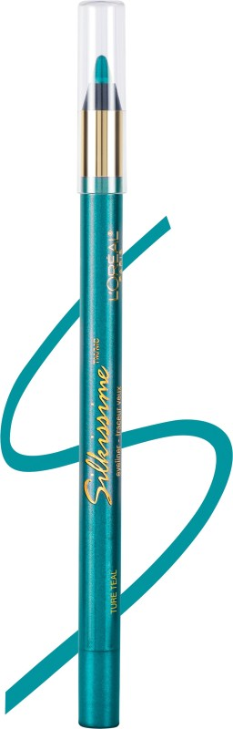 L'Oreal Paris Infallible Silkissime Eye Liner 1.10 g(True Teal)