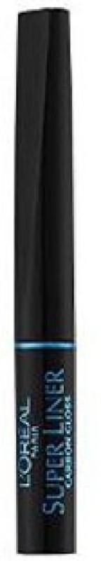 L'Oreal Paris Super Liner Carbon Gloss 6 ml(Extra Black)