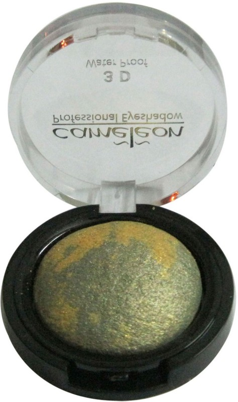 Cameleon Professional Eyeshadow 8 g(Golden, Green)