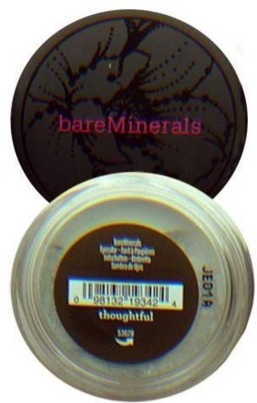 Bare Escentuals Baremineral color In Thoughtful Porcelain Blue Shade 3 g(mineral)