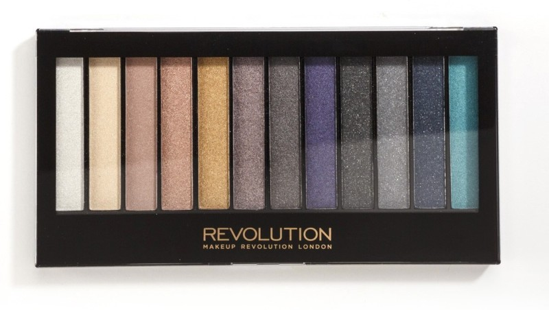 Makeup Revolution London Redemption Palette Essential 14 g(Daynight)