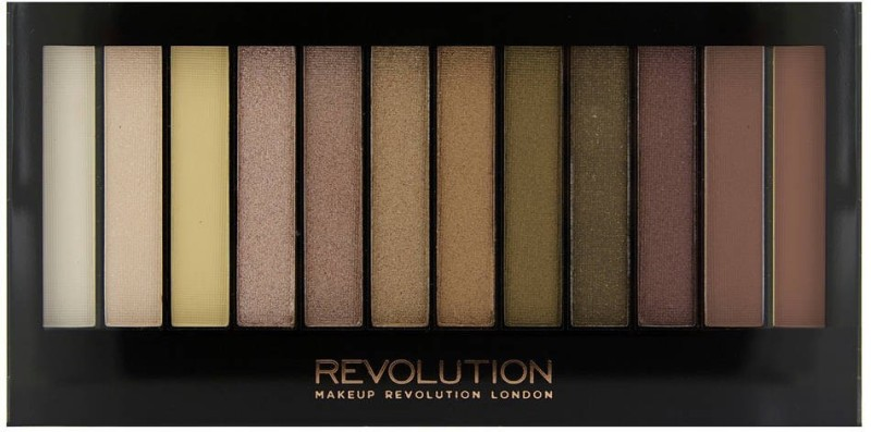Makeup Revolution London Redemption Palette 14 g(Iconic Dreams)