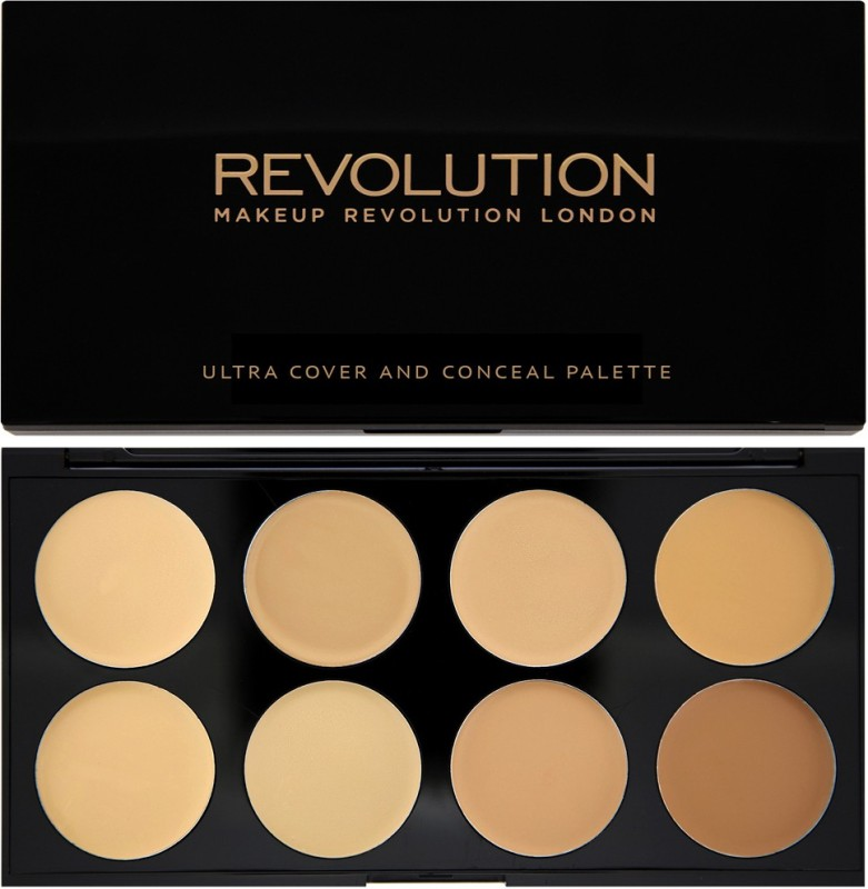 Makeup Revolution London Concealer Palette 10 g(Light Medium)