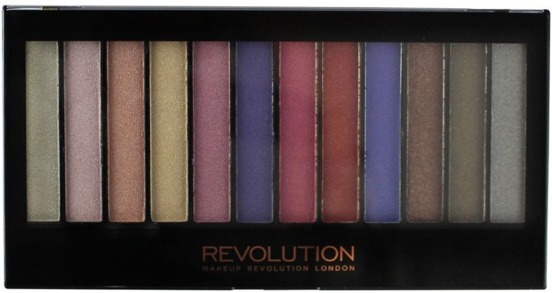Makeup Revolution London REDEMPTION PALETTE 14 g(UNICORNS ARE REAL)