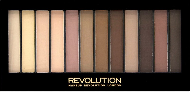 Makeup Revolution London Redemption Palette Essential Mattes 2 14 g(Multicolor)
