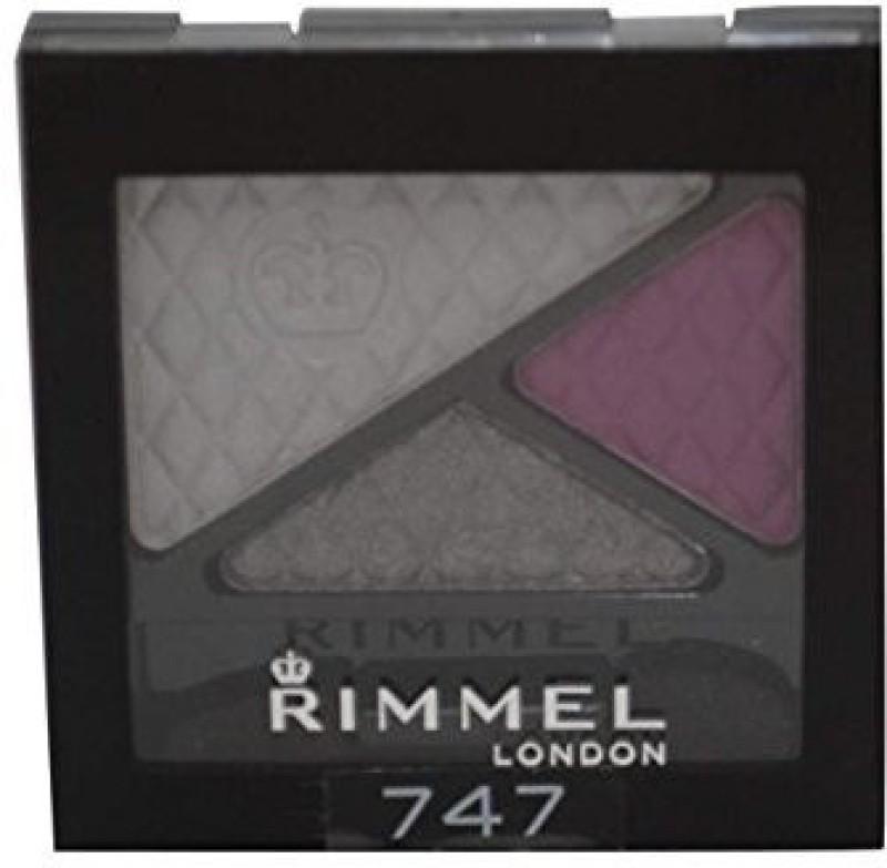 Rimmel London Glam Trio Shadow Dark Angel 3 g(Rio)