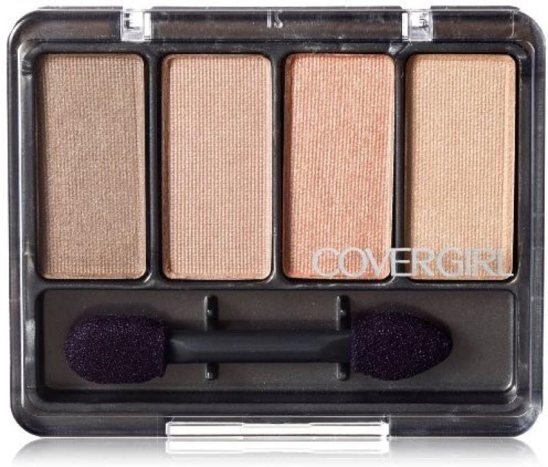 Cover Girl Eye Enhancers 4 Kit Shadow 5.5 g(Sheerly Nudes 265)