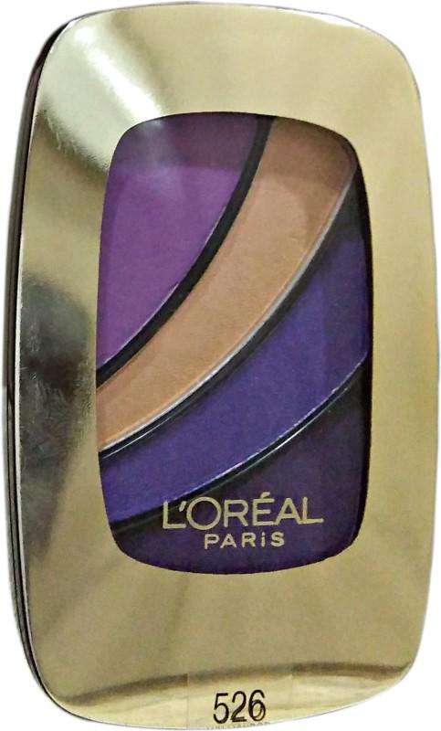 L'Oreal Paris Color Riche Eye Shadow 4.8 g(HOLLYWOOD ICON - 526) Color Riche Eye Shadow