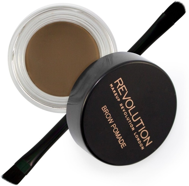Makeup Revolution BROW POMADE 2.5 g(MEDIUM BROWN)