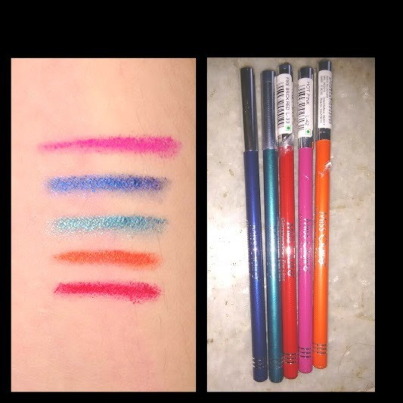 Silky Soft Cream eye and lip pencil(multi color)