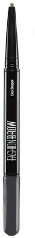 Maybelline Fashion Brow Duo Shaper(Gray)