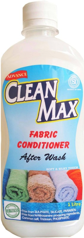 Cleanmax 1L After Wash (Fresh Fragrance) Fresh Fabric Softener(1 L)