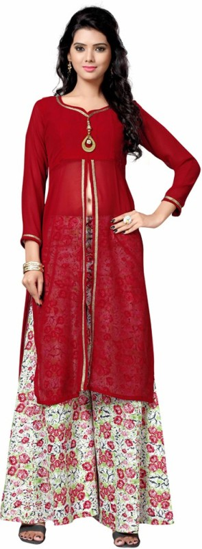 MADA Women Kurta and Palazzo Set