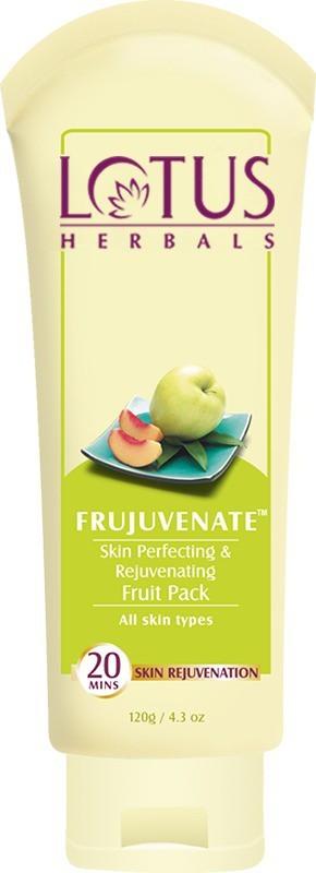 Lotus Frujuvenate Skin Perfecting and Rejuvenating Fruit Pack(120 g)