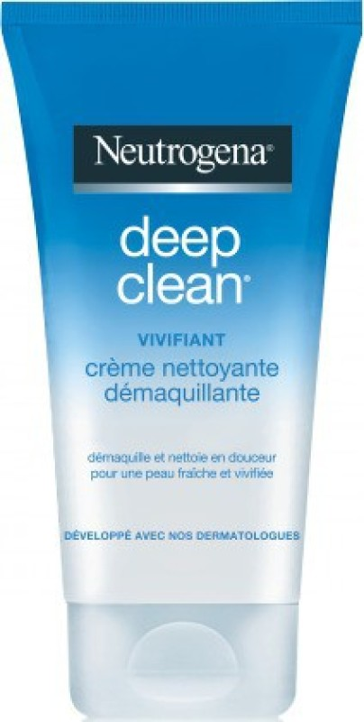Neutrogena deep clean(made in france) Face Wash(150 ml)