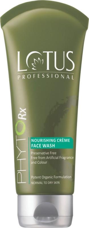 Lotus Professional Phytorx Nourishing Creme Face Wash(80 g)
