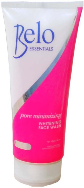 Belo Essentials Herbal Pore Minimizing Whitening  Face Wash(100 g)
