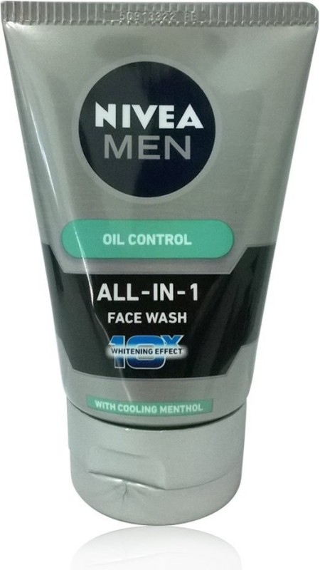 Nivea Oil Control All-in-1 Face Wash(100 g)