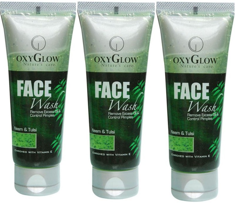 Oxyglow Neem and Tulsi Face Wash(300 ml)