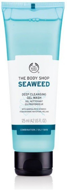 The Body Shop Deep Cleansing Seaweed Face Wash(125 ml)